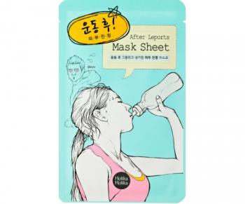 Holika Holika - After Mask Sheet  - After Leports