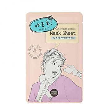 Holika Holika - After Mask Sheet  - No Night Overtime