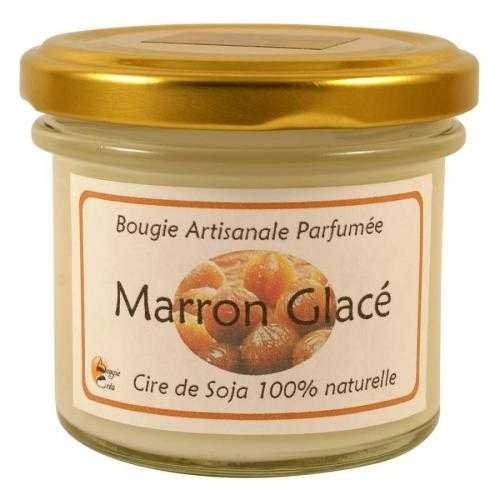 Bougie Crea - Bougie marrons glacés