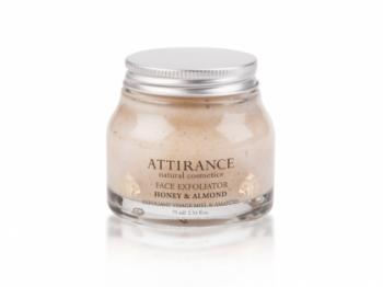 Attirance - Face exfoliator honey and almond