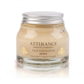Attirance - Face exfoliator apple