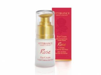 Attirance - Rose eye cream