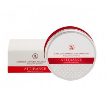 Attirance - Body polish cranberry