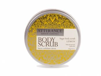 Attirance - Sugar body scrub lemon