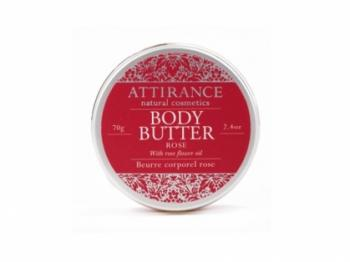 Attirance - Body butter rose