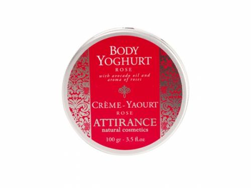 Attirance - Body yoghurt rose