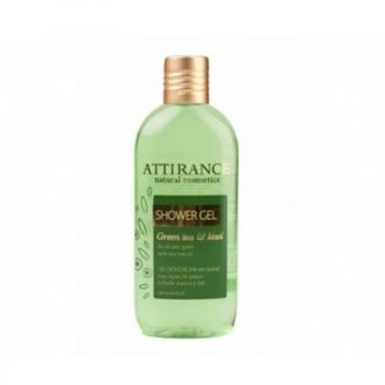Attirance - Shower gel green tea et kiwi
