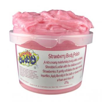 Lovely Bubbly - Strawberry body polish