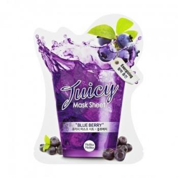 Holika Holika - Blueberry juicy mask sheet