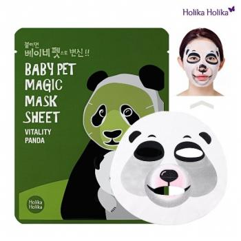 Holika Holika - Baby pet mask sheet  Panda