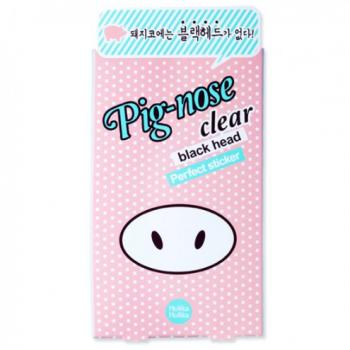 Holika Holika - Pignose clear black head perfect sticker