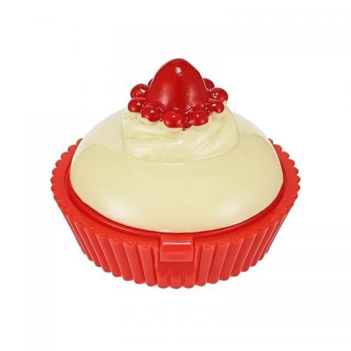Holika Holika - Dessert time lip balm -Orange cupcake