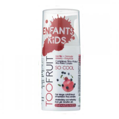 TOOFRUIT - So cool - Gel hydratant grenade myrtille