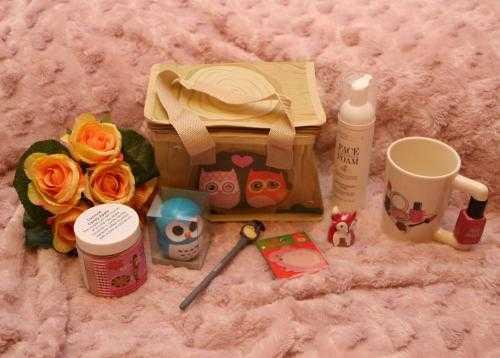 box beaut box beaut printemps full size. Black Bedroom Furniture Sets. Home Design Ideas