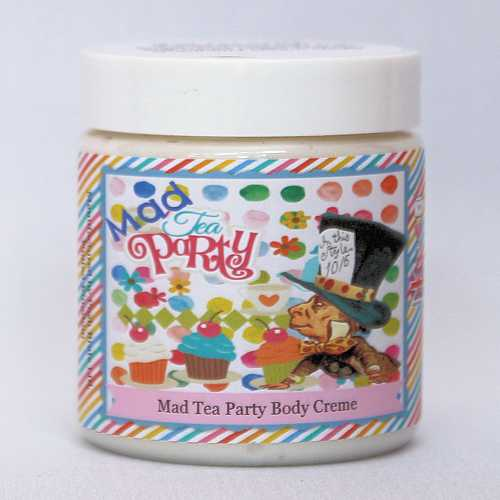 Posh Brats - Collection wonderland : mad tea party cremes body