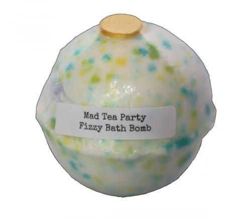 Posh Brats - Wonderland collection : fizzy Bath bomb Mad Tea Party