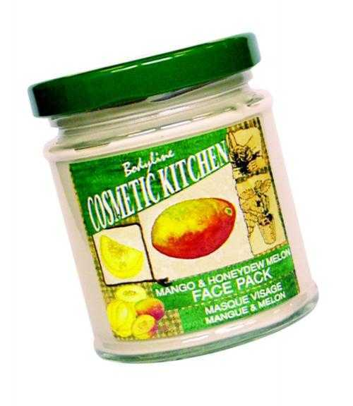 Lovely Bubbly - Mango and Honeydew Melon Face Pack