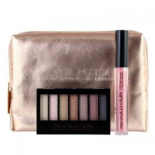 Makeup revolution - Makeup Revolution-Be Revolution Bag Set