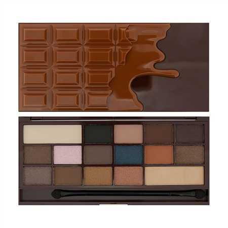Makeup revolution - I Love Make up - I Heart Chocolate - Salted Caramel