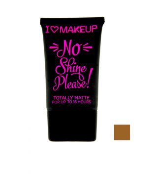 Makeup revolution - I Love Makeup - No Shine Please! NS07