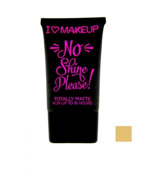 Makeup revolution - I Heart Makeup - No Shine Please! NS02