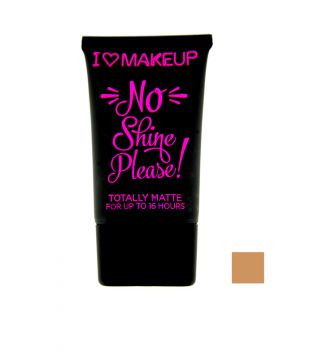 Makeup revolution - I Heart Makeup - No Shine Please! NS05