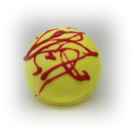Posh Brats - Cherry Lemonade Fizzy Bath Bomb