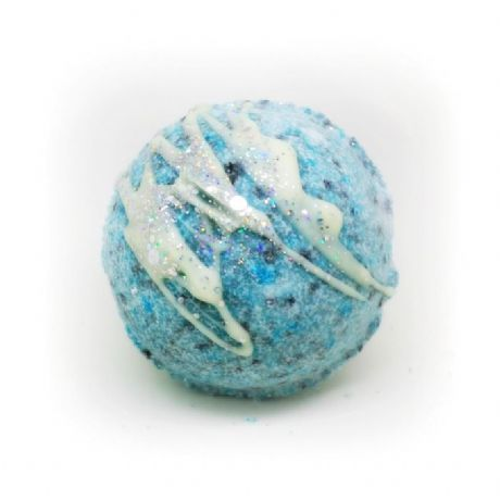 Posh Brats - Silvery Winter Seas Fizzy Bath Bomb