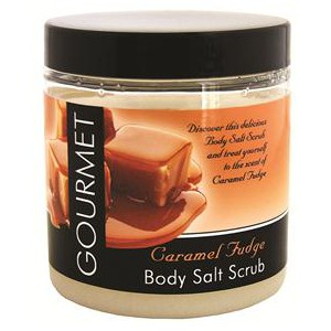 Sels exfoliants caramel fudge