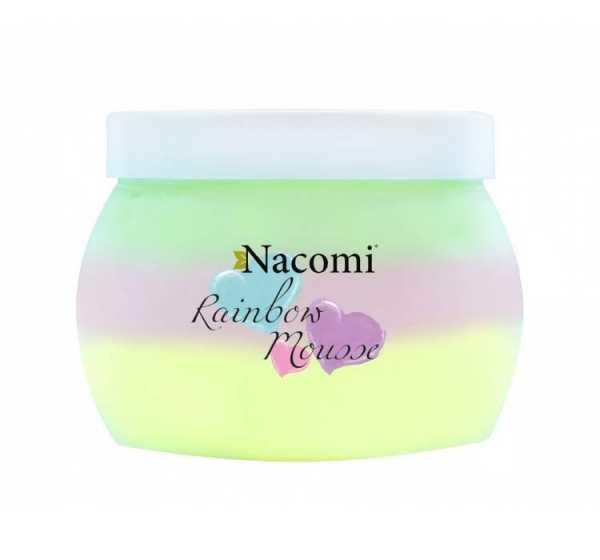 Nacomi - Rainbow  body mousse pastèque