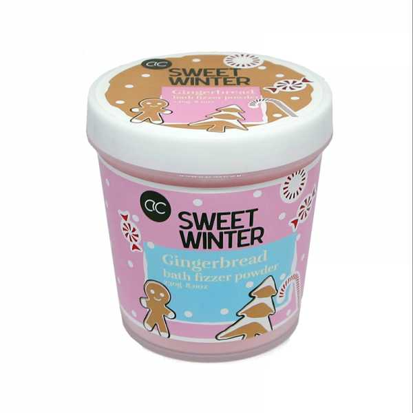 Poudre effervescente sweet winter