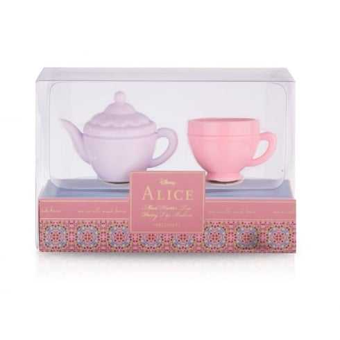 Disney - Alice tea party lip balm duo