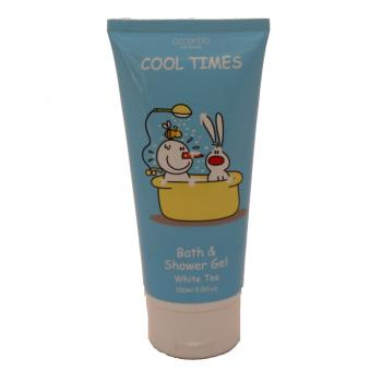 Gel douche Cool time - Thé blanc