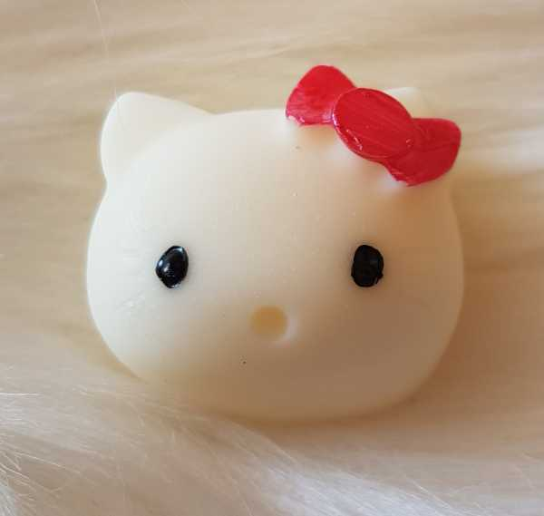 Fondant parfumé Hello Kitty Coca