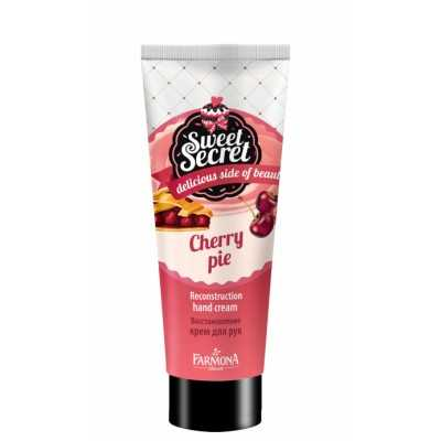 Sweet Secret - Cherry Pie reconstruction hand cream