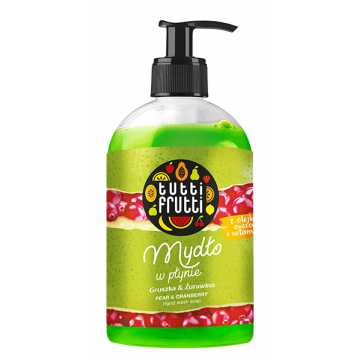 Tutti Frutti - Pear and Cranberry Hand and Wash Soap