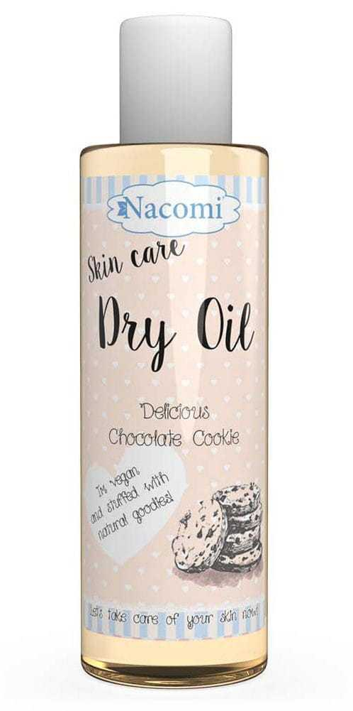 Nacomi - Massage oil delicious chocolate cookie