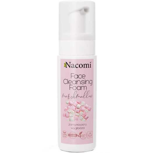 Nacomi - Face cleansing foam marshmallow