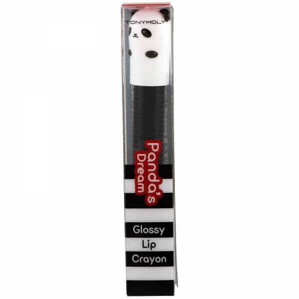 Tony Moly - Panda's dream glossy lip crayon