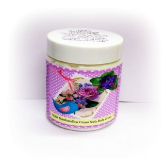 Posh Brats - Violet marshmallow cream soda body cream