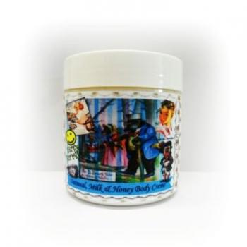 Posh Brats - Oatmeal, milk and honey body creme