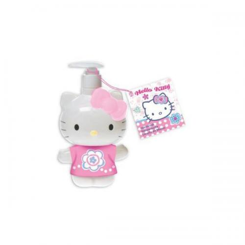 Disney - Gel douche 3D Hello Kitty