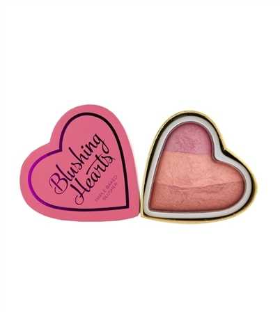 Makeup revolution - I Heart Makeup - Blushing Hearts - Candy Queen