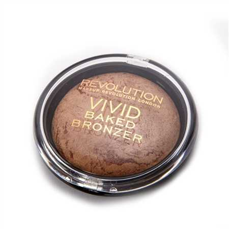 Makeup revolution - Vivid Baked Bronzer - Ready To Go