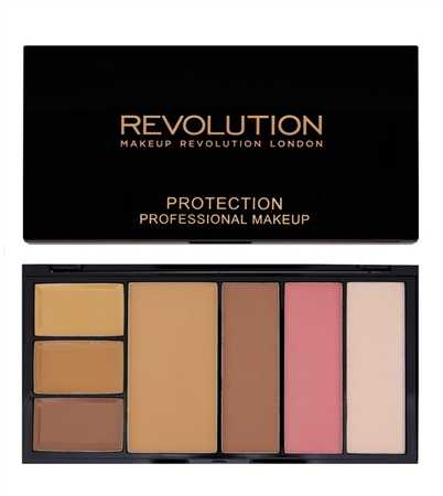 Makeup revolution - Protection Palette - Medium / Dark