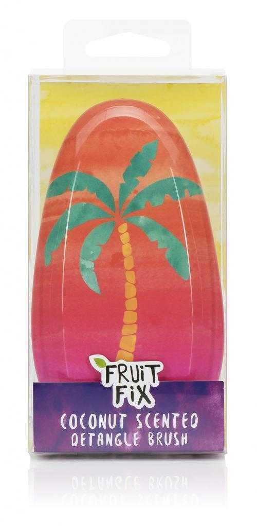 Fruit Fix Coconut Scented Detangle Brush