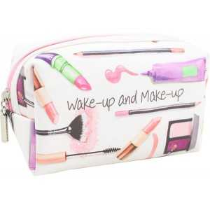 Trousse de toilette WAKE UP AND MAKE UP