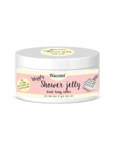 Nacomi - Shower jelly sweet honey wafers