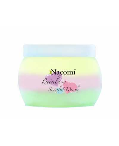 Nacomi - Rainbow scrub and wash pastèque
