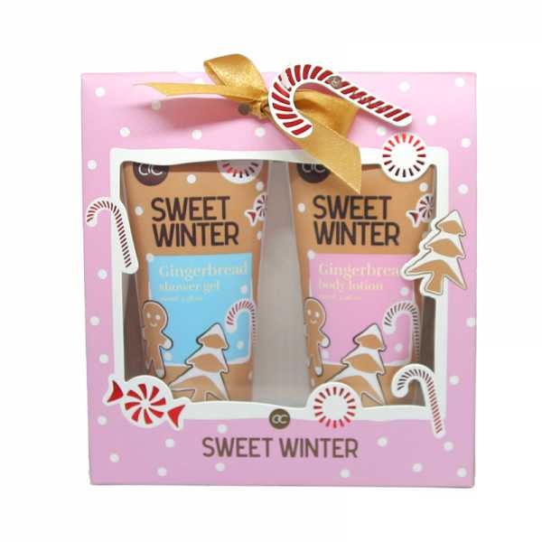 Coffret sweet winter au pain d'épice